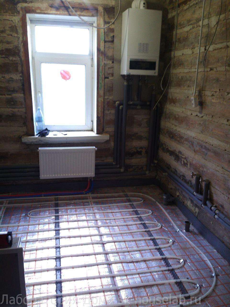 Проект на подключение к водопроводу частного дома