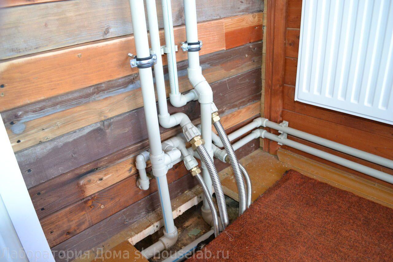 Отопление из металлопластиковых труб 51