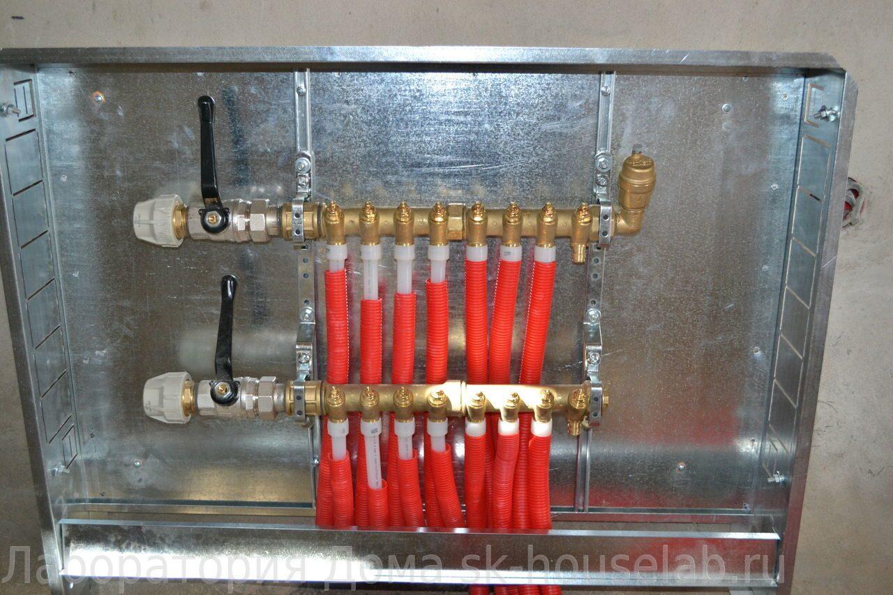 монтаж водоснабжение и канализация на даче под ключ цена