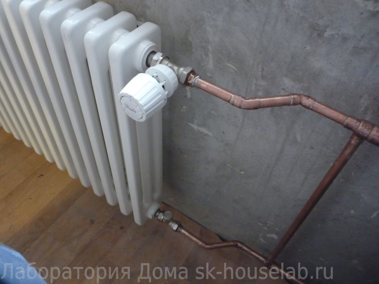 Схема разводки водопровода в частном доме